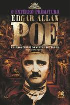 Livro - O enterro prematuro e outros contos do mestre do terror -