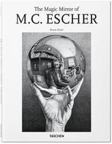 Livro - O espelho mágico de M.C. Escher -
