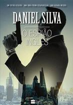 Livro - O espião inglês -