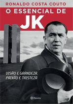Livro - O essencial de JK -