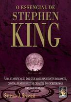 Livro - O essencial de Stephen King -