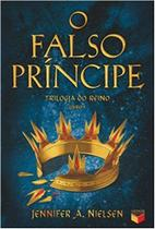 Livro - O falso príncipe (Vol. 1 Trilogia do Reino) -