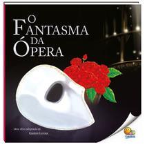Livro - O Fantasma da Ópera -