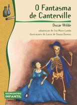 Livro - O fantasma de Canterville -