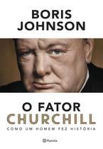 Livro - O fator Churchill -