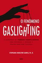 Livro - O Fenômeno Gaslighting -
