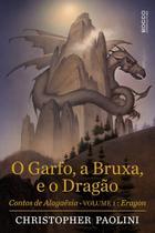Livro - O garfo, a bruxa e o dragão -