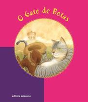 Livro - O gato de botas -