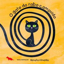 Livro - O gato do rabo comprido -