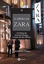 Livro - O Gênio da Zara -