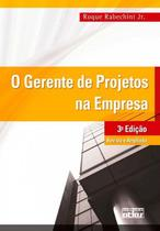 Livro - O Gerente De Projetos Na Empresa -