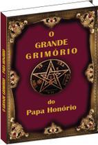Livro O Grande Grimório do Papa Honório - Livropostal -