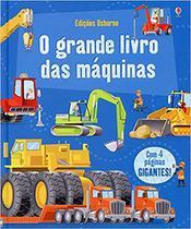 Livro - O grande livro das máquinas -