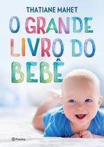 Livro - O grande livro do bebê -