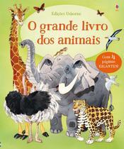 Livro - O Grande livro dos animais -