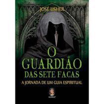 Livro - O guardião das sete facas -