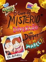 Livro - O guia de mistério e diversão do Dipper e da Mabel! -
