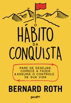 Livro - O hábito da conquista -