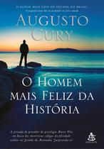 Livro - O homem mais feliz da história -