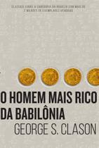 Livro - O homem mais rico da Babilônia -