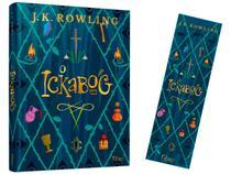 Livro O Ickabog J.K Rowling - com Marcador de Página Pré-venda