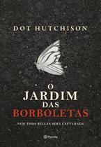 Livro - O jardim das borboletas -