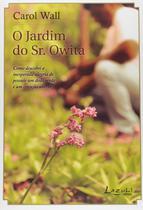 Livro - O jardim secreto do Sr. Owita -