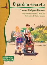 Livro - O jardim secreto -
