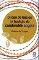 Livro - O Jogo De Búzios Na Tradição Do Candomblé Angola -