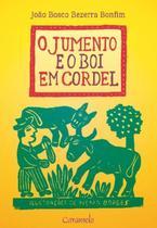 Livro - O jumento e o boi em cordel -