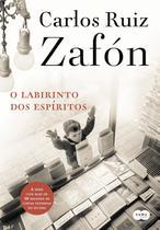 Livro - O labirinto dos espíritos -