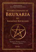 Livro - O Livro Completo de Bruxaria de Raymon Buckland -