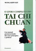 Livro - O Livro Completo Do Tai Chi Chuan -