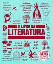 Livro - O livro da literatura -