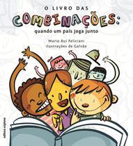 Livro - O livro das combinações -