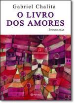 Livro - O livro dos amores -