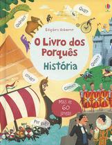 Livro - O livro dos porquês : História -