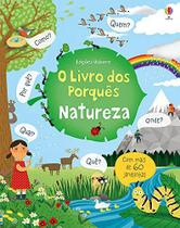 Livro - O livro dos porquês : Natureza -
