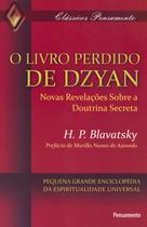 Livro - O Livro Perdido de Dzyan -