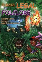 Livro - O mais legal do folclore -