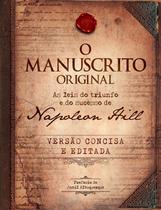 Livro - O manuscrito original - LIVRO DE BOLSO -