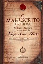 Livro - O manuscrito original -