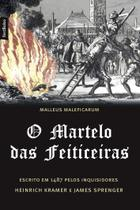 Livro - O martelo das feiticeiras (edição de bolso) -