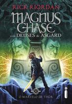 Livro - O martelo de Thor -