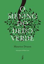 Livro - O menino do dedo verde (Capa Dura) -