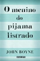 Livro - O menino do pijama listrado -