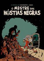 Livro - O mestre das hóstias negras -