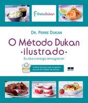 Livro - O método Dukan ilustrado -