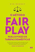 Livro - O método Fair Play para divisão de tarefas domésticas -