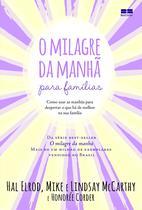 Livro - O milagre da manhã para famílias -